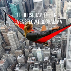 Leiderschap, Lef en Levensflow programma