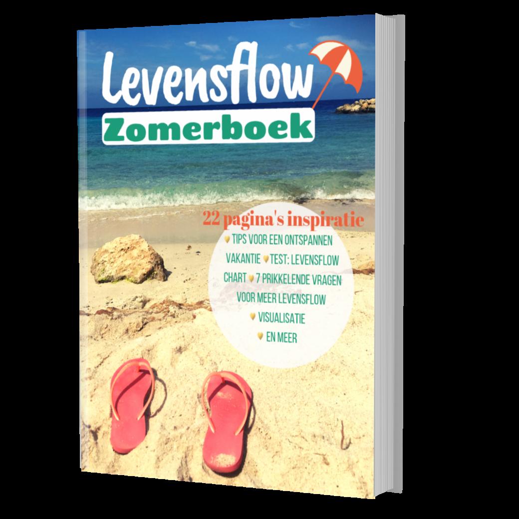 Levensflow Zomerboek